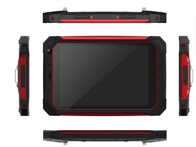 8inch Rugged Medical Tablet With NFC