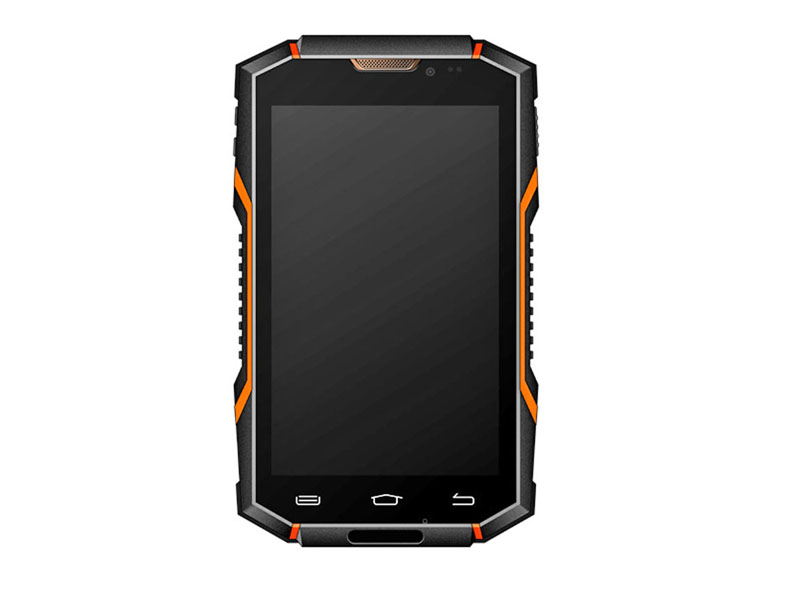 5 Inch IP68 Rugged Cellular Phone With NFC And 4G for Mobile Solution