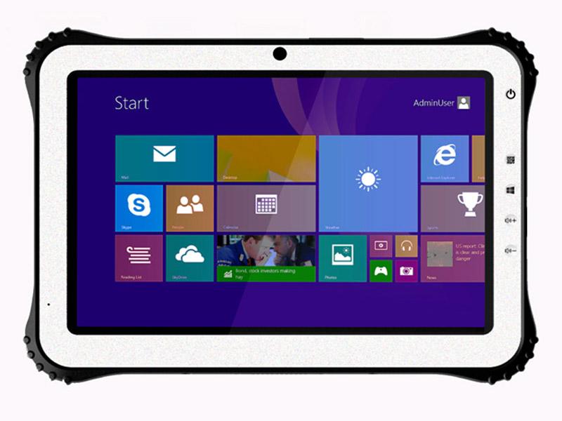Intel Z3735f Processor 32gb Capacity Windows 10 Rugged Tablets With Nfc Barocde Scanner Fingerprint