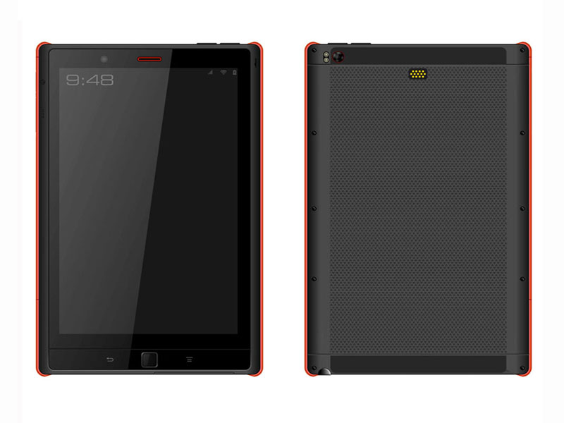 Highton 8 inch Qualcomm MSM8939 Octa-core Rugged Tablets  1920*1200 4G NFC Fingerprint Scanner UHF R