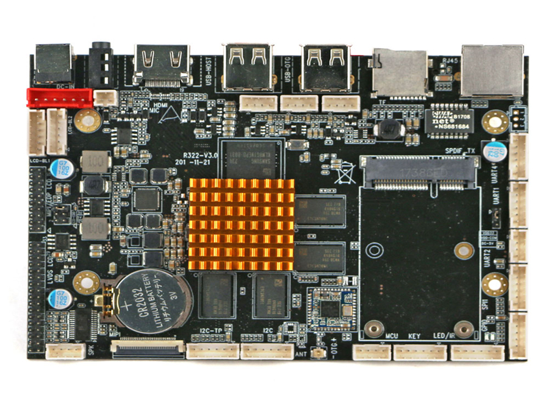 ROCKCHIP RK3288 android industrial mini motherboard mainboard