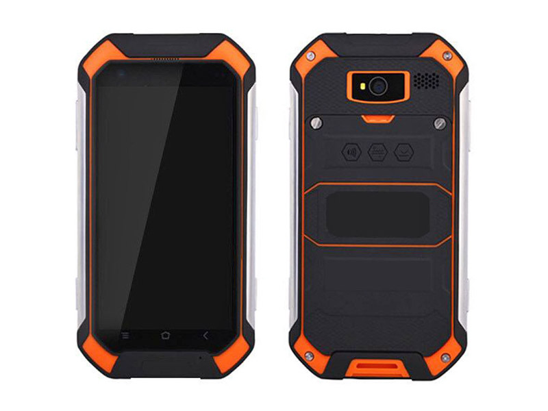 Cheapest 4.5 inch 3G Wifi GPS Waterproof phone Rugged Smartphone
