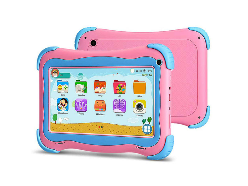 Wifi Educational Gift tablets for Boys Girls KIDS Tablet PC 7 Inch Android 10.0 Two Camera
