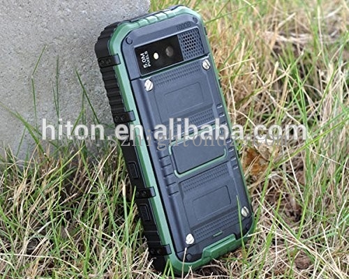 New product 2016 Military Grade 4.0 inch Rugged Smartphone mobile phone support shockproof NFC